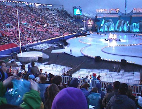 2002 Salt Lake Winter Olympics